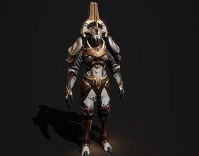 The Last Knight 3D asset