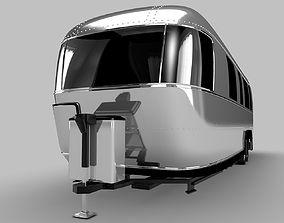 3D model Airstream-Camper