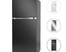 Samsung 18 Top Freezer 3D model
