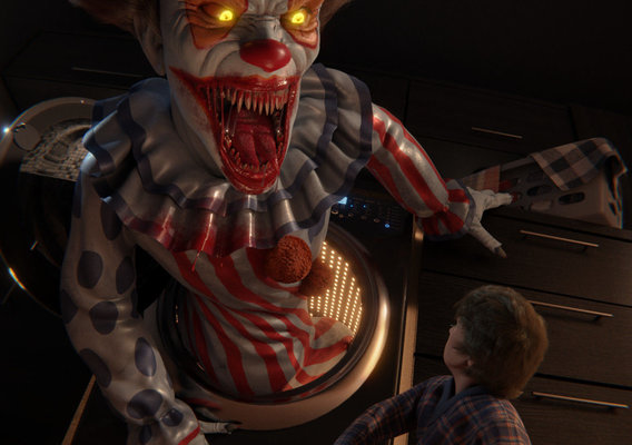 Pennywise Lives