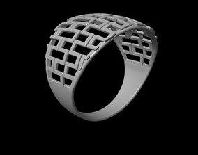 3D printable model Ring Modern