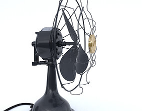 3D Westinghouse Fan