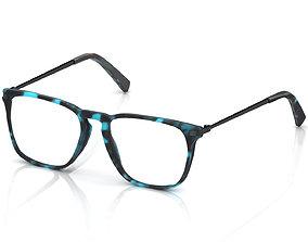 Eyeglasses for Men and Women 3D print model spec fashion