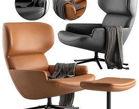 Boconcept-Trento chair 3D