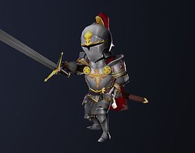 animated Asset - Character Plate - Models and Animation