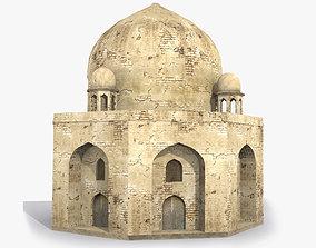 3D asset Arab x4