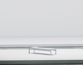 3D model PK 62 coffe table
