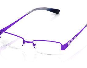 3D print model Eyeglasses for Men and eyeglasses 1