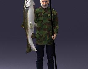 Fisher 0916 3D model