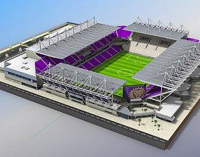 3D Orlando City Stadium