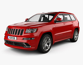 Jeep Grand Cherokee SRT8 2013 3D