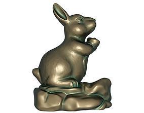 3D printable model Zodiac Rabbit