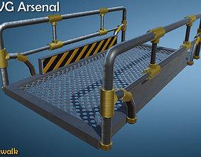Catwalk 3D asset