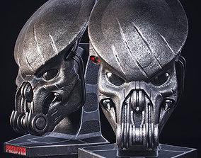 Celtic Predator Mask Replica 3D