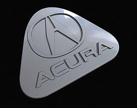3D printable model Acura Badge