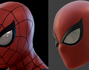 3D printable model HIGHLY ACCURATE Spider Man PS4 2