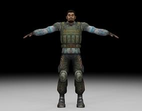 3D model Stalker - Clear Sky Soldier 06