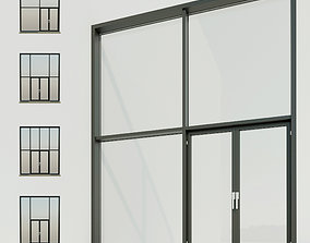 3D asset Panoramic glazing Stained glass 6