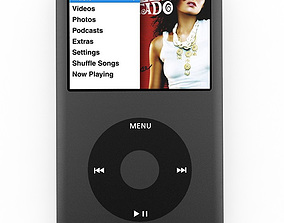 3D iPod Classic
