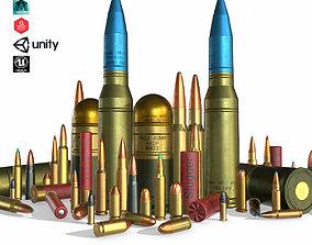 3D asset Ammo Pack