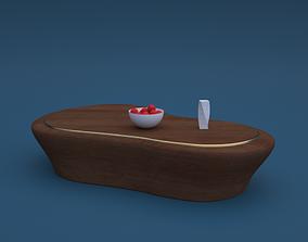 3D model Organic table