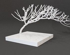 Sculpted Branch 3D printable model