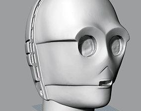 C3PO 3D scan Head