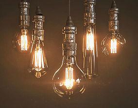 3D model Loft Light