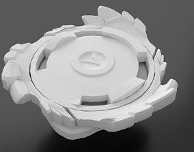 3D printable model beyblade japan