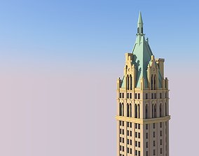 3D printable model Sherry Netherland Hotel