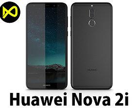 3D Huawei Nova 2i Black