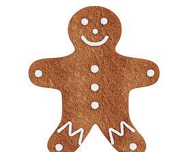 sweetshop 3D Gingerbread man