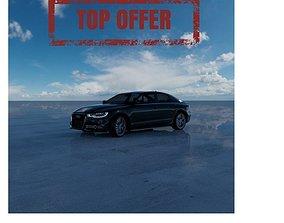 BMW LUXURY CAR 3D model