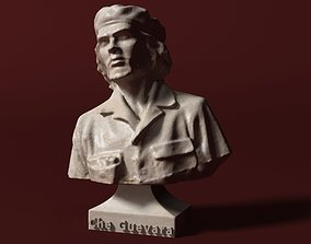 Che Guevara Bust 3D
