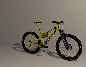 Mountain Bike 6 3D model