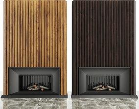 3D Fireplace design