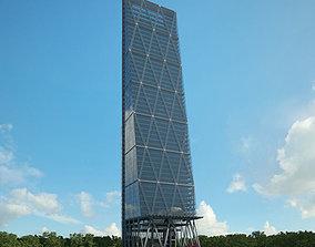 Leadenhall Building 3D