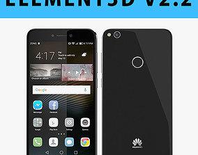 E3D - Huawei P8 Lite