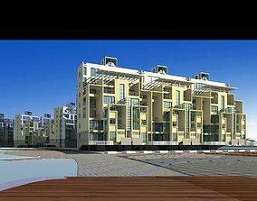 Urban Designed Aristocratic Citsyscape 3D