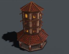 3D model Ancient Granary