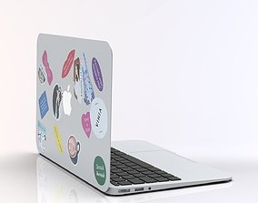 Macbook 3D laptop