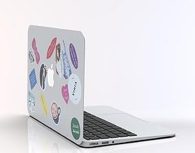 3D model macbook Macbook