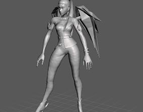 KDA All out Kaisa 3D Model