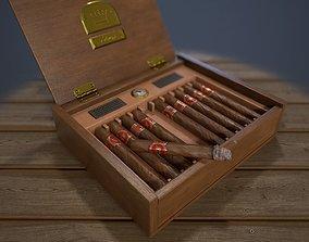 3D model Cigars Box