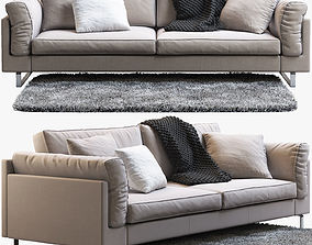 BoConcept Indivi 2 sofa 3D model