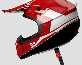 3D Helmet Off-Road