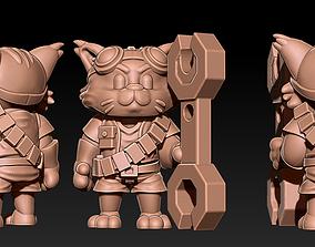 assistant 3D print model