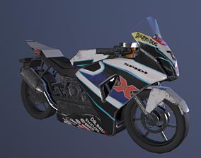 Suzuki superbike 3D model