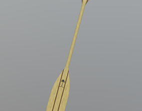 Paddle 3D model