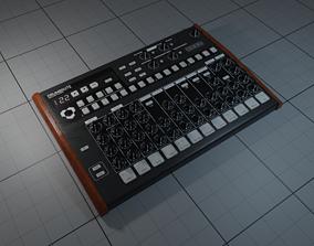 3D asset Mixing Board